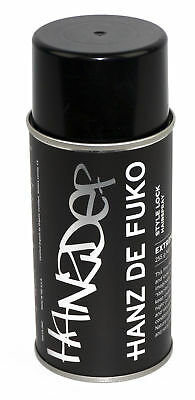 HANZ DE FUKO Style Lock Hair Spray Extreme Hold 10 OZ  NEW