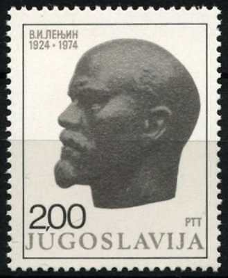 Yugoslavia 1974 SG#1601, 50th Death Anniv Of Lenin MNH #D77459
