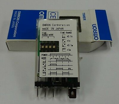 Omron H3RN-1 Timer 24VDC, Very Good Condition
