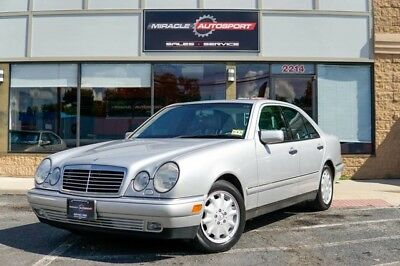 1997 Mercedes-Benz E-Class  low mile free shipping warranty clean carfax 2 owner e320 upgrades cheap