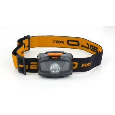 FOX Halo Headtorch 200 Kopflampe by TACKLE-DEALS !!!
