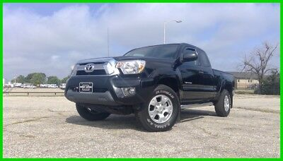 Toyota Tacoma  2012 Toyota Tacoma  Extended Cab Used 2.7L I4  Automatic 4WD Pickup Bed Cover