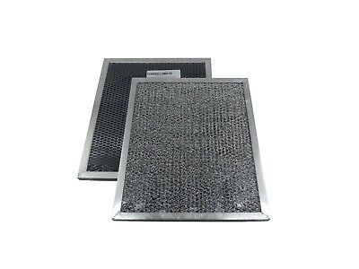 Broan/Nutone Replacement Charcoal Range Hood Filter 41F, 97007696 2-Pack