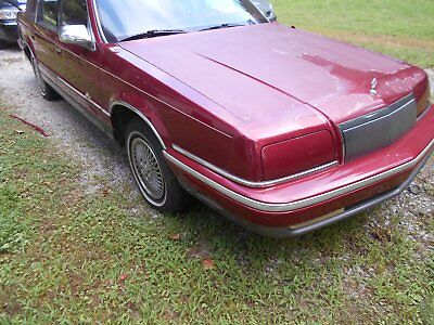 1992 Chrysler New Yorker Fifth Ave Fifth Ave