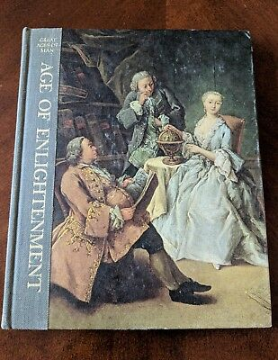 Great Ages Of Man Age of Enlightenment 1966 Peter Gay Time Life Books New York