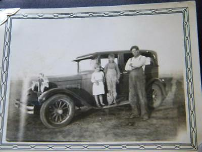 2 Vintage Old Photo Albums~Mountainair, New Mexico Family~Cars~Ranch~350 Pics