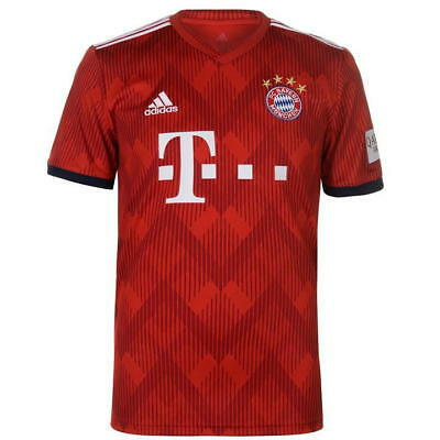 Bayern Munich Football Shirt 2018/19, BNWT, Home
