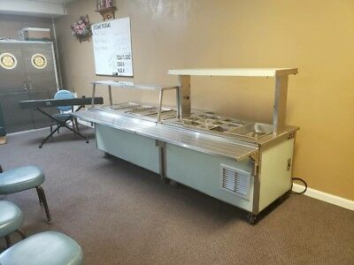 Vollrath Hot & Cold Buffet Tables