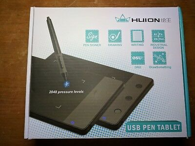 Huion 420 Graphics Tablet