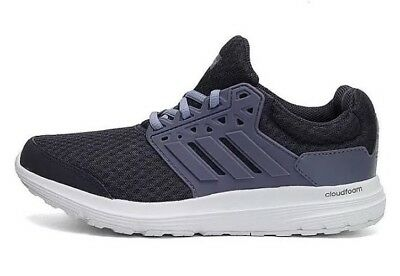 322d17085698 New Adidas Shoes Galaxy 3 W Blue Lavender Womens 8.5 Sneakers Running CP8810