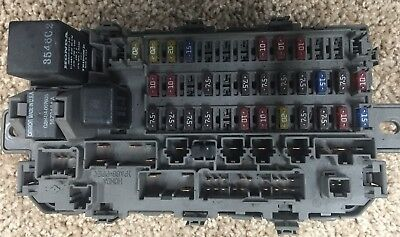 06-11 HONDA CIVIC OEM In-dash fuse box with fuses & relays ... on