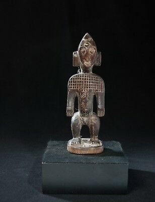 Mossi Male Figure, Burkina Faso, African Tribal Sculpture
