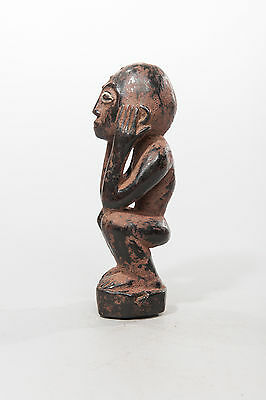 Bembe Male Ancestral Sculpture, D.R. Congo, Zambia, African Tribal Statue