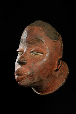 Makonde Forehead Mask, Mozambique, Southern African Tribal Art