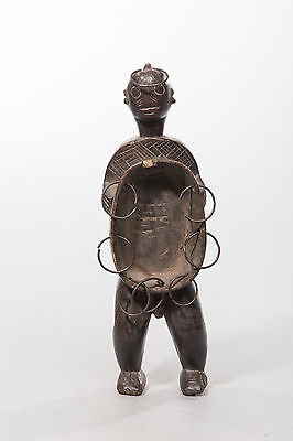 Mossi Palm Wine Cup, Burkina Faso, African Tribal Sculpture