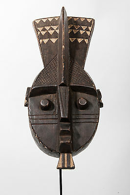 Mossi Mask, Burkina Faso, African Tribal Sculpture