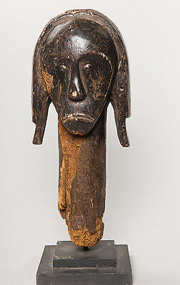 Fang, Reliquary Guardian Figure, Central Gabon, African Tribal Art