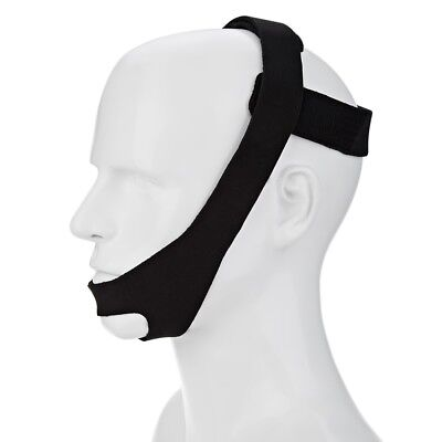 Anti Snoring Chin Strap Neoprene Snore Stop band Anti Snore Jaw Support belt New