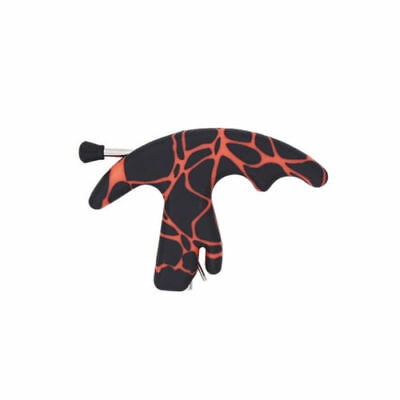Archery Thumb Style Release Aid Trigger 1pc Outdoor Durable Plastic Strong Pro