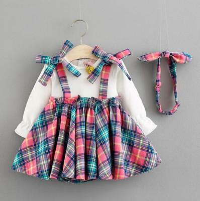 3e7ee65a5 Plaid Flannel Shirt Dress for Toddler Girls ToddlerBaby Fashion