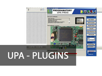 Plugins immo upa usb programmer Mexican South America