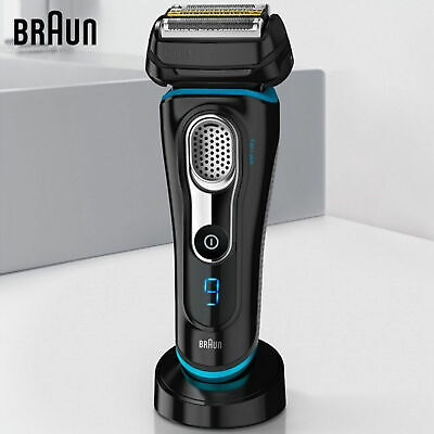 Braun 9240S Series 9 Men's Electric Shaver Wet-Dry Use cordless shaving