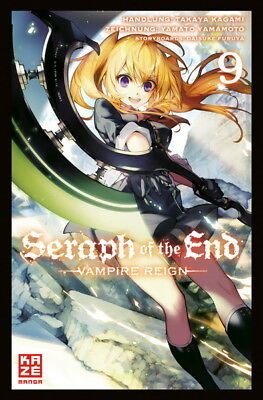 Seraph of the End  Band 9 Kaze Manga