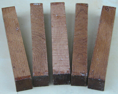 MULPB African Hardwood Mulmanama Pen Blanks - Pack of 5