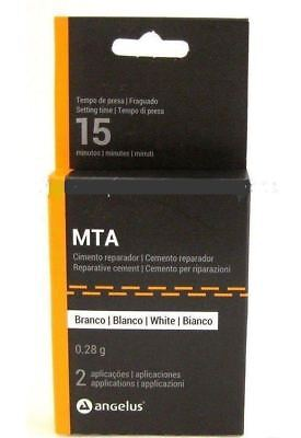 MTA (Mineral trioxide aggregate) Angelus Dental material FREE SHIPPING
