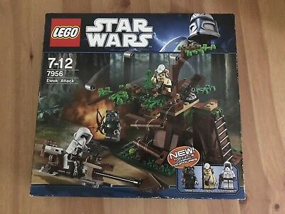 LEGO Star Wars Ewok Attack (7956) BNIB