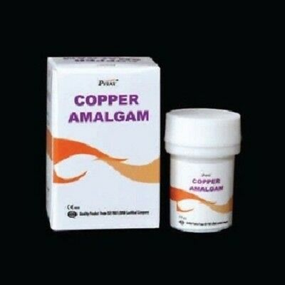 10gm Pyrax Copper Amalgam Material  free shipping