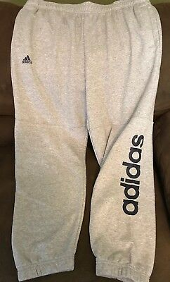 New With Tags Mens Adidas 2xl Pants Polyester