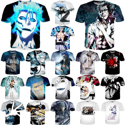 New Fashion Women/Mens Anime Death Note shinigami 3D Print Casual T-Shirt Tops T