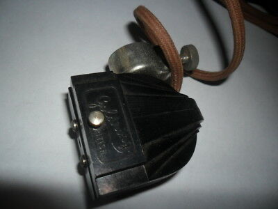 A Goldring  Gramophone Phonograph Record Player cartridge & unnamed control knob