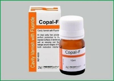 Copal-F Cavity Varnish With Fluoride