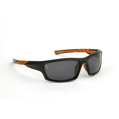 FOX Sunglasses Black/Orange Grey Polbrille by TACKLE-DEALS !!!