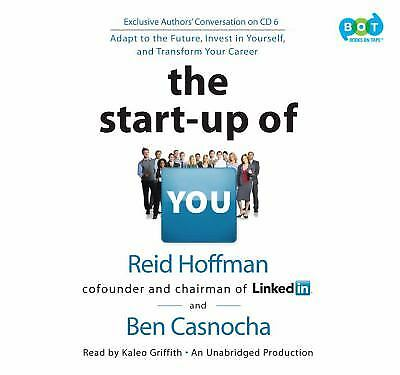 Start-Up of You, the (Lib)(CD)  (ExLib) by Hoffman, Reid