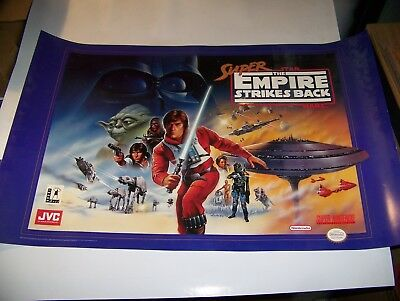 """Star Wars The Empire Strikes Back  Poster 24"""" X 37"""""""