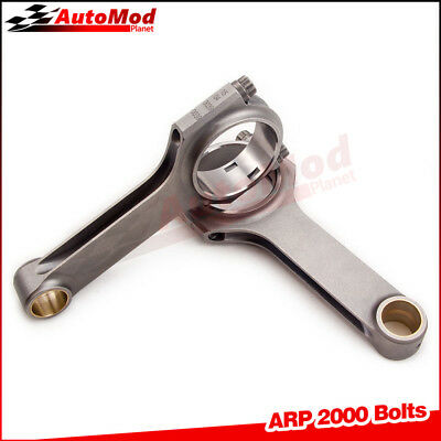 H-Schaft Pleuel für Fiat 500 engines 130mm Conrod Bielle Connecting Rod Rods gut