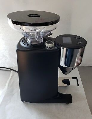 Nuova Simonelli G60 Espresso Coffee Grinder, On Demand, Digital - Black