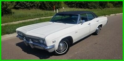 Chevrolet Caprice  1966 Chevyrolet Caprice Sedan with only 60k miles NO RESERVE drives great