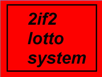 2if2 lotto system