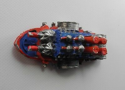 Man O' War DWARF DREADNOUGHT Metal Manowar Dwarfs Fleet Ship 1990s PC1