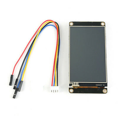 "Nextion compatible Enhanced 3.2"" USART HMI TFT capacitive Touch Display Arduino"