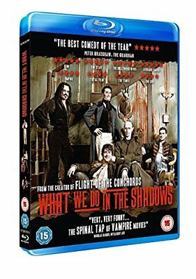 What We Do In The Shadows [Blu-ray], 5055002559747, Jemaine Clement, Taika Wait.