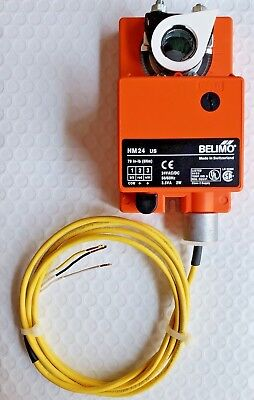 Belimo NM24 US Actuator On-Off, Reversible, Non-spring Return, 24V, Direct