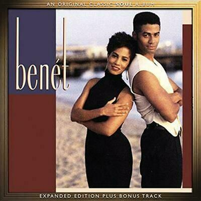 Benet: Expanded - Benet CD-JEWEL CASE Free Shipping!