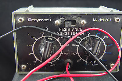 One Graymask Resistor Substitution Box