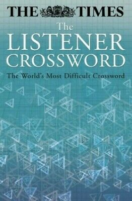 The Times Listener Crossword Book 1: Bk. 1 Paperback Book The Cheap Fast Free