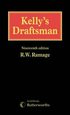 Kelly's Draftsman: First Supplement to Nineteenth Ed... Mixed media product Book